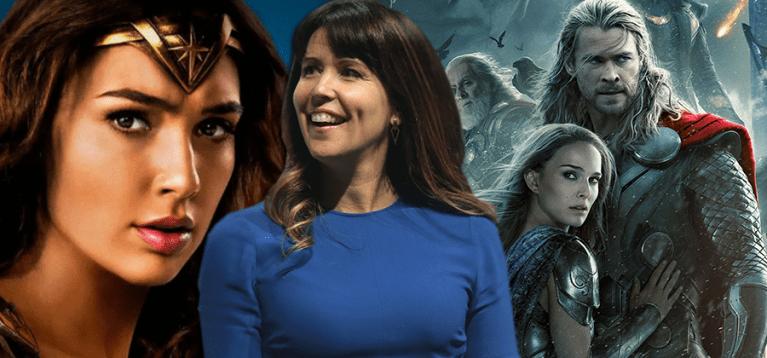 Diretora de Mulher-Maravilha revela porque não quis dirigir Thor 2