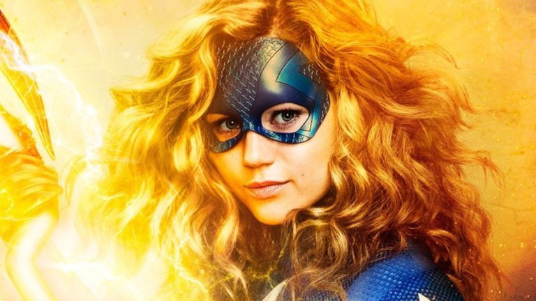 Novo pôster de Stargirl revela visual dos personagens da série