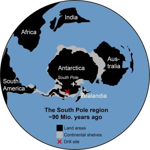 Antartica 500x500, Fatos Desconhecidos