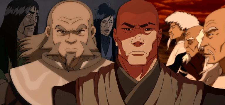 Lótus Branca vs. Lotus Vermelho: quem tem os melhores dobradores em Avatar?