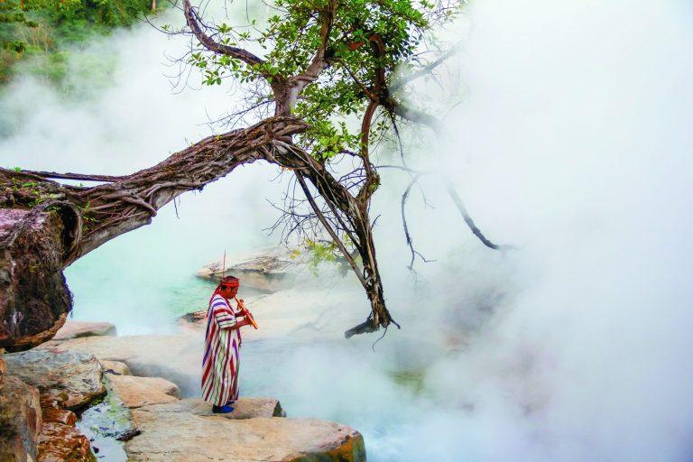 Conheça Shanay-Timpishka, o rio peruano que ferve no meio da Amazônia