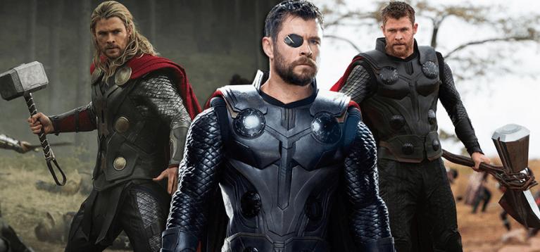 Rompe-Tormentas ou Mjolnir, qual arma do Thor é mais forte?