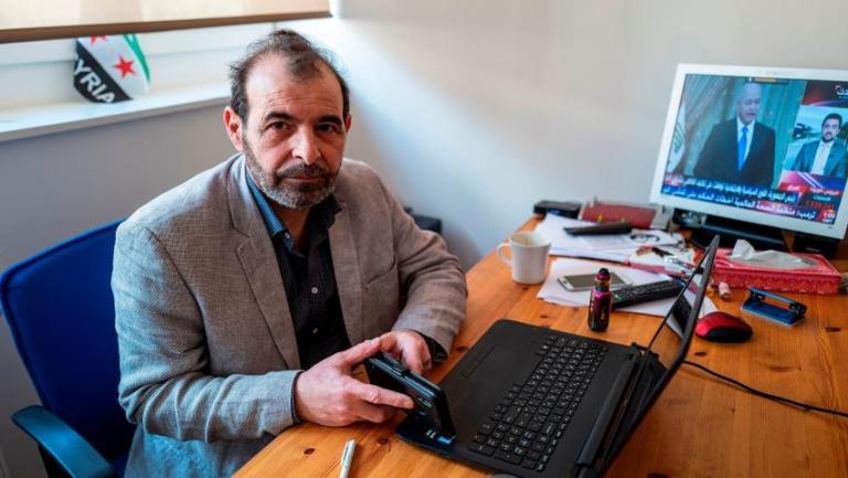 O primeiro ex-oficial sírio, Anwar Raslan, está sendo julgado por crimes contra a humanidade