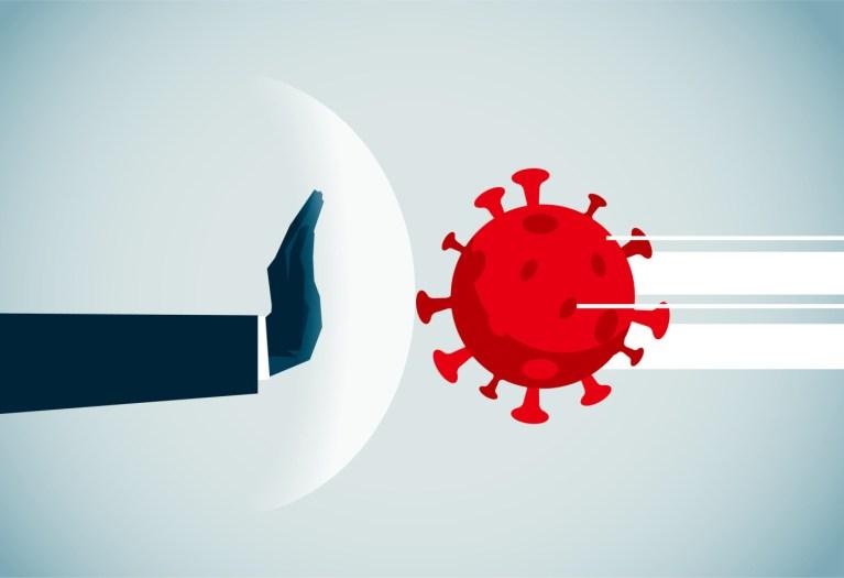 Anticorpo que bloqueia 100% a infecção por coronavírus é encontrado
