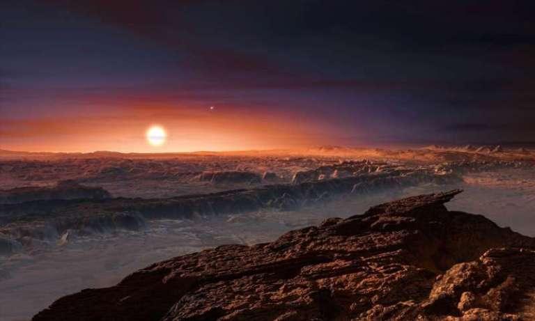 Astrônomos confirmam a existência de um planeta do tamanho da Terra orbitando nossa estrela mais próxima