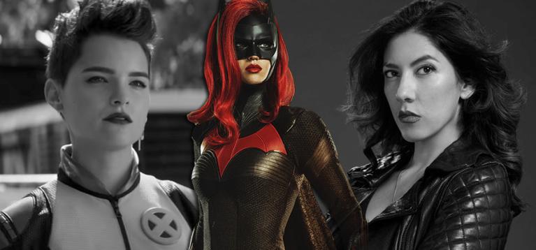 Quem deveria substituir Ruby Rose como Batwoman?