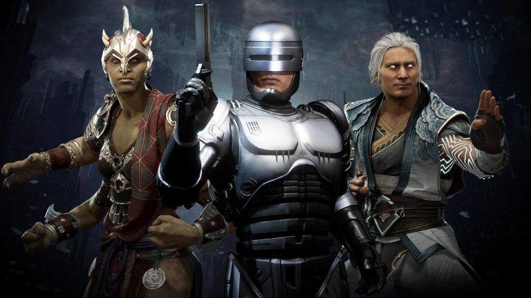 7 personagens mais inusitados dos jogos de 'Mortal Kombat' que não fazem parte da franquia
