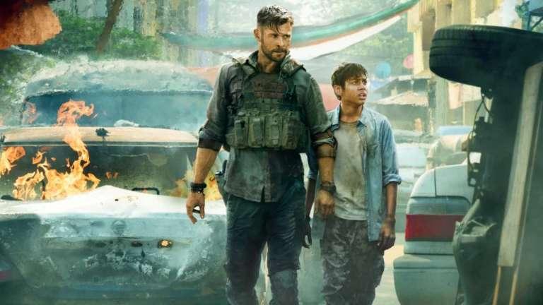 Filme com Chris Hemsworth é o novo sucesso da Netflix