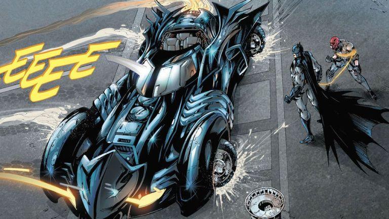 Batman ganha poderoso veículo em nova HQ