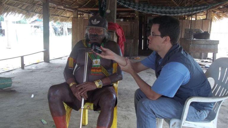 Mesmo com apenas 3 falantes, essa língua indígena foi recuperada