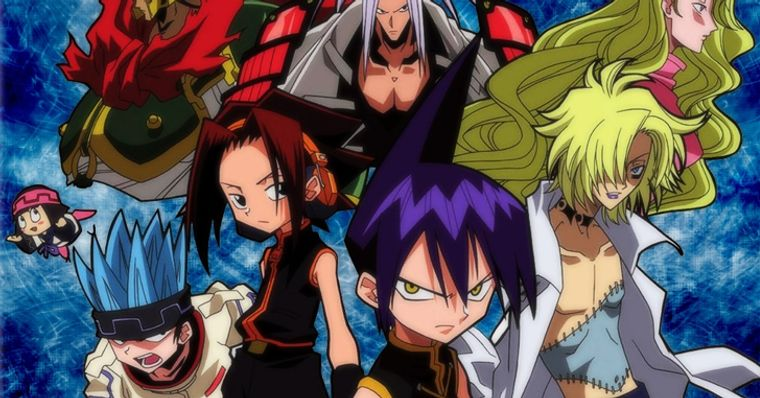 Novo anime de Shaman King ganha primeiro teaser