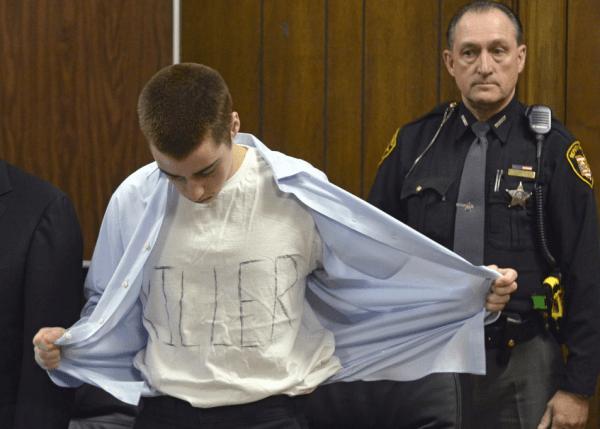 7 imagens mais assustadoras da corte americana