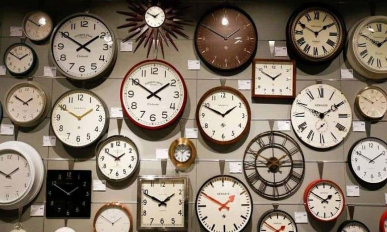 7 fatos bizarros sobre os relógios