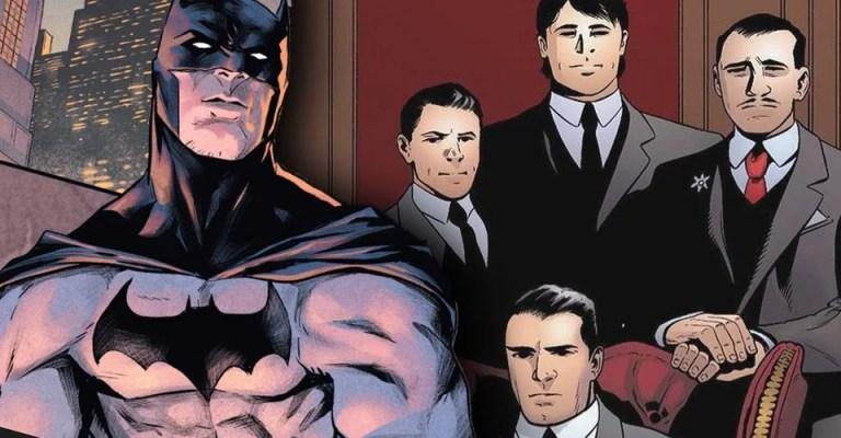 Nova HQ revela quem são os herdeiros do Batman