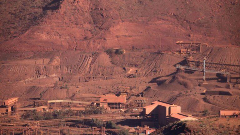 Empresa mineradora destruiu cavernas de 46 mil anos