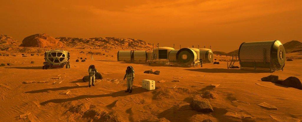 Quantas pessoas são necessárias para colonizar Marte?