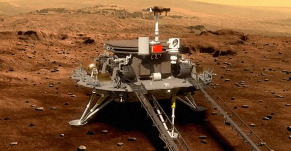 Esses três países estão lançando missões para Marte esse mês