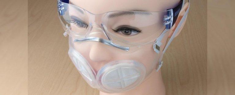 Harvard e MIT projetam uma máscara reutilizável e higiênica