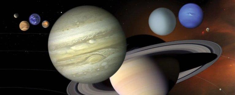 Animação incrível mostra que nosso sistema solar não orbita exatamente em volta do sol