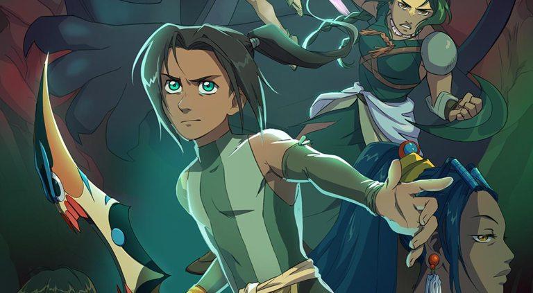 Conheça Onyx Equinox, o novo anime da Crunchyroll sobre os astecas
