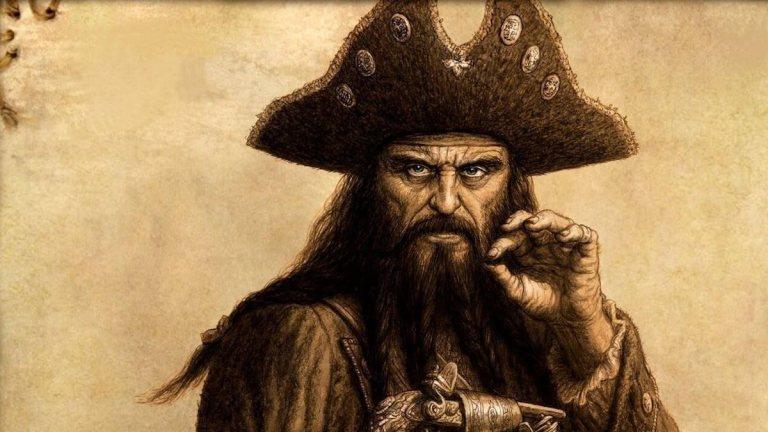 Afinal, por que o pirata Barba Negra abandonou o próprio navio de propósito?