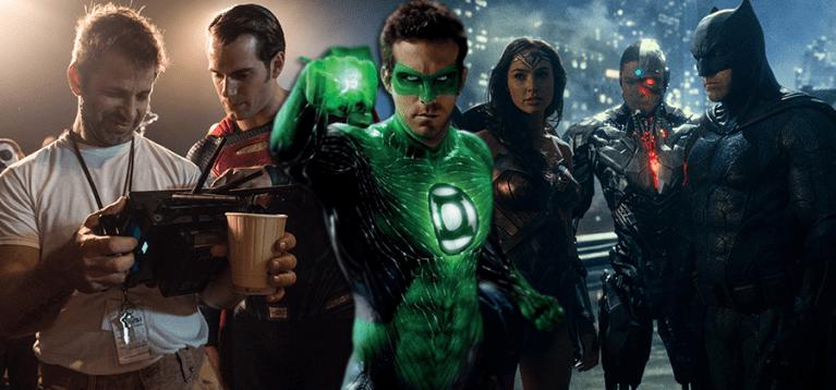 Lanterna Verde está confirmado no Snyder Cut