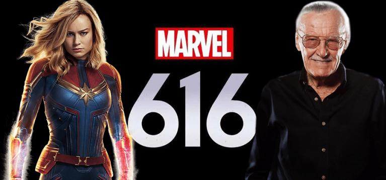 Conheça Marvel 616, a série que mostrará o MCU como você nunca viu