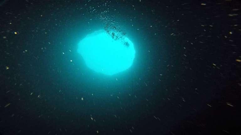 A ciência vai explorar o misterioso buraco azul