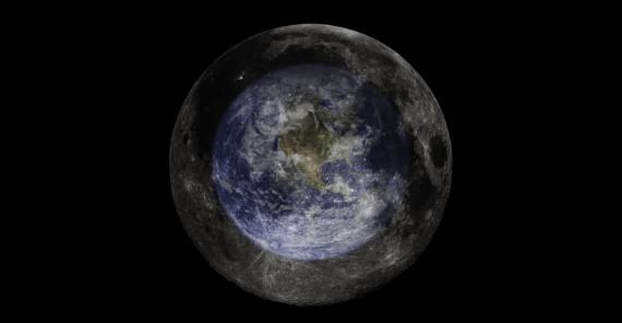 Cientistas estão usando a lua como um espelho gigante para procurar aliens