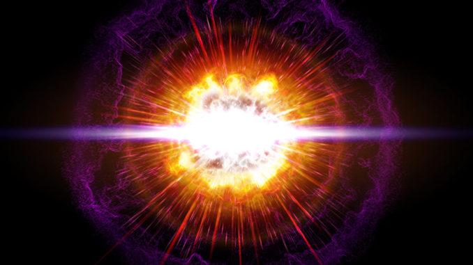 A Terra está atravessando restos de uma antiga explosão estelar
