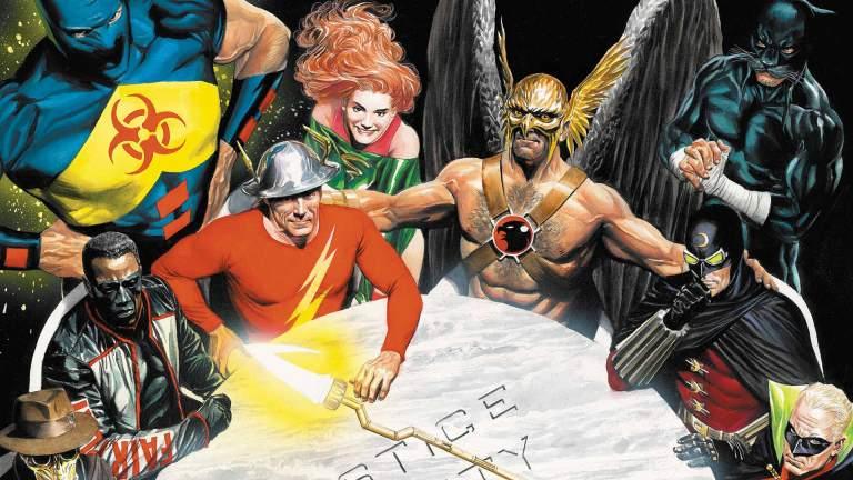 Conheça a história do primeiro grupo de heróis das histórias em quadrinhos