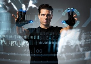 imagem post Como funciona o 'Minority Report' da vida real?