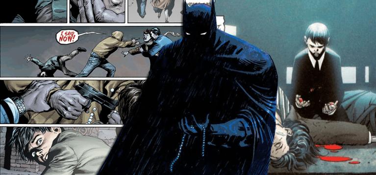 DC revela que os pais do Batman sabiam que iriam morrer