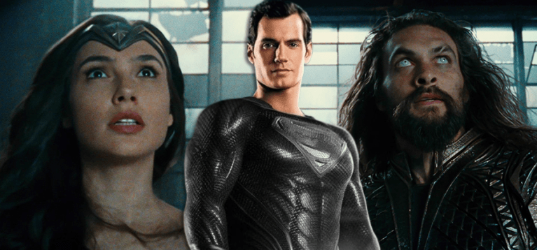 Liberado o primeiro trailer do Snyder Cut de Liga da Justiça
