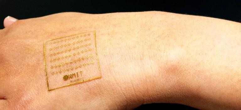 Cientistas inventaram pele artificial que pode sentir dor