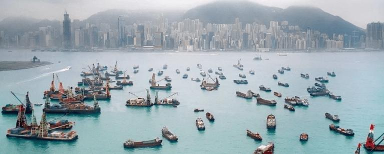Mudança humana nos oceanos é tão violenta quanto a urbanização na terra