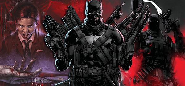 Conheça Grim Knight, o Batman mais violento do universo DC
