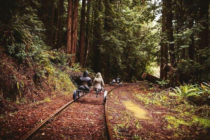 O passeio pela Califórnia que todos gostariam de fazer
