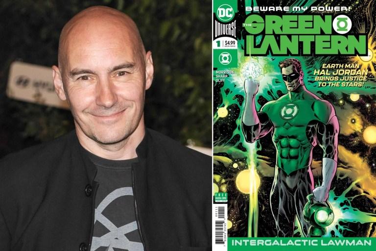 Como será a despedida de Grant Morrison da DC Comics?