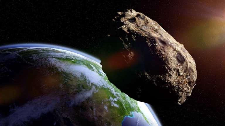 Esse asteroide tem uma probabilidade de entrar na atmosfera na véspera das eleições dos EUA