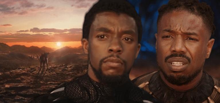 Chadwick Boseman foi responsável por sugerir uma das cenas mais épicas de Pantera Negra