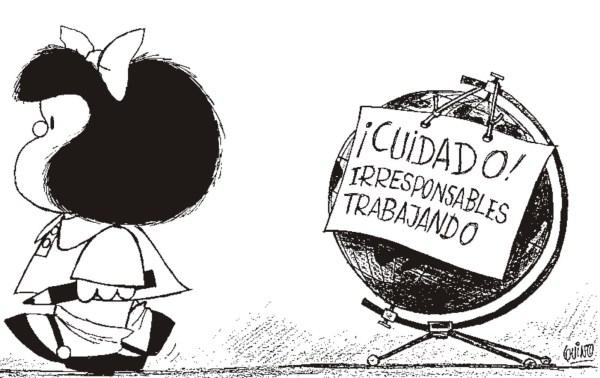 7 tirinhas da Mafalda que mostram como o quadrinho é atual