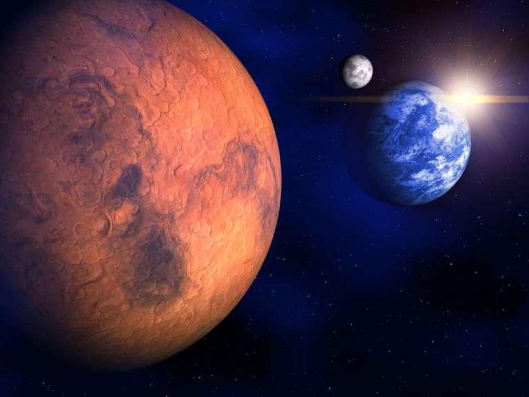 Marte está mais perto da Terra essa semana do que estará por outros 15 anos