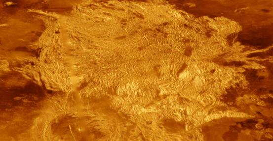 Lua pode estar cheia de estilhaços antigos de Vênus