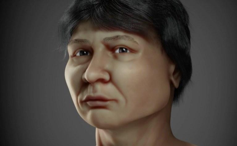 Esse era o rosto do gaúcho que vivia aqui há 6000 anos