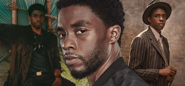 Chadwick Boseman pode ter duas indicações ao Oscar em 2021