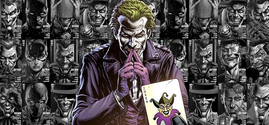 Nova HQ liga o Coringa à origem do Batman