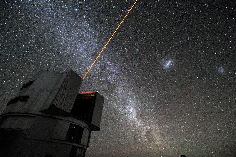 Primeira imagem direta de um exoplaneta a 63 anos-luz de distância é revelada