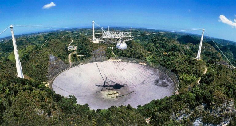 Icônico telescópio Arecibo será demolido