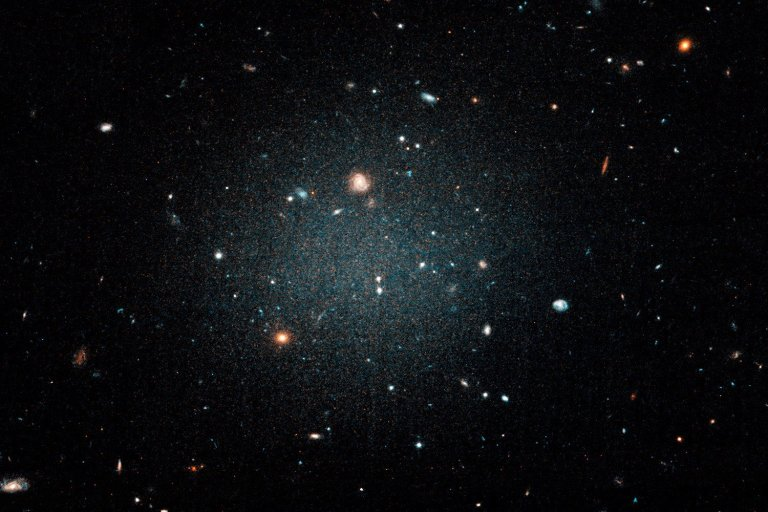 Galáxia fóssil é descoberta nas profundezas da Via Láctea